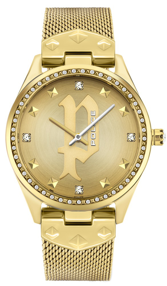 Police PL.16029MSG-22MM - zegarek damski