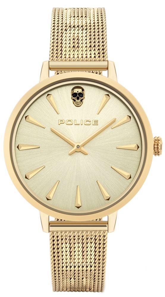 Police PL.16035MSG-22MM - zegarek damski