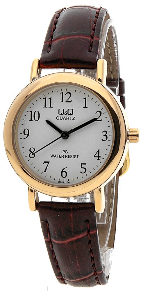 QQ C151-104 - zegarek damski