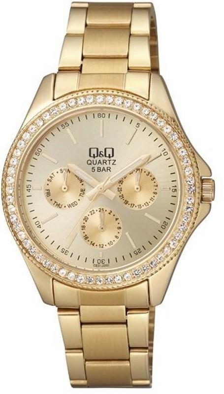 QQ CE01-000 - zegarek damski