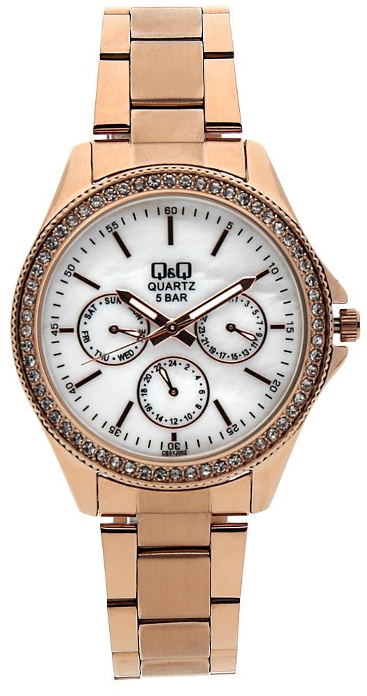 QQ CE01-002 - zegarek damski