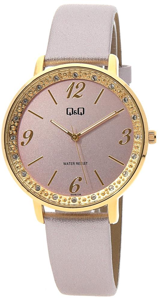 QQ QC09-105 - zegarek damski