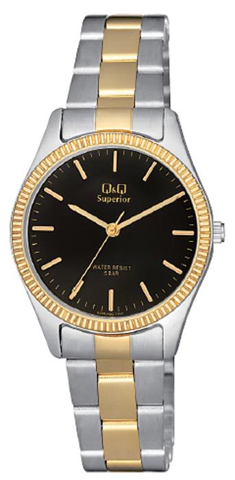 QQ S295-402 - zegarek damski