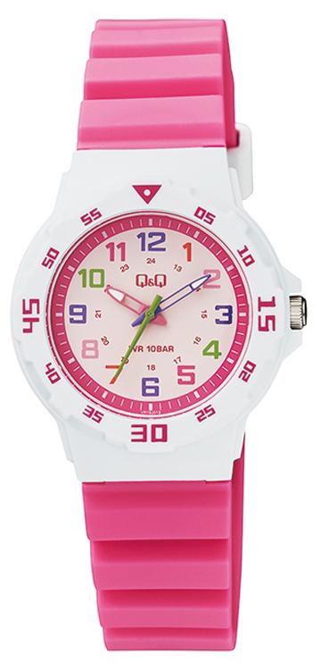 QQ VR19-012 - zegarek dla dziewczynki