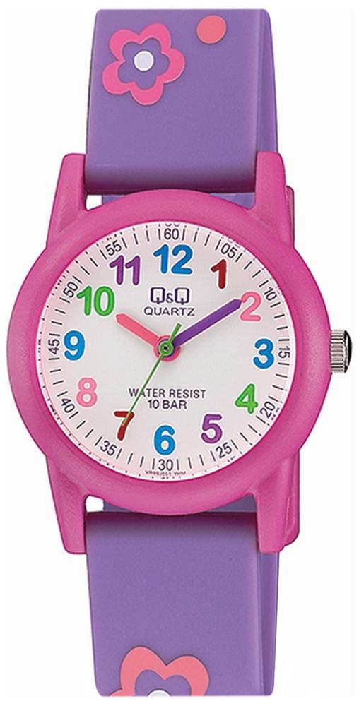 QQ VR99-001 - zegarek dla dziewczynki