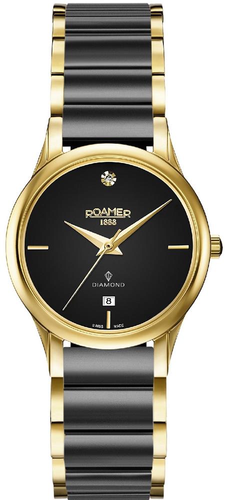 Roamer 657844 48 59 60 - zegarek damski