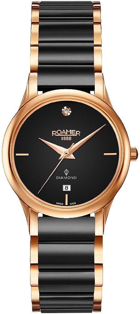 Roamer 657844 49 59 60 - zegarek damski