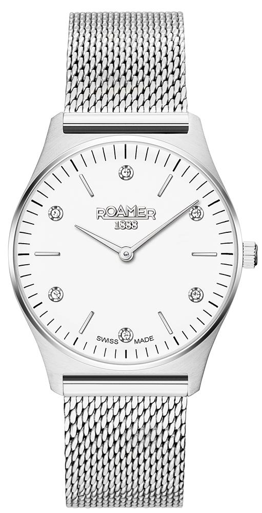 Roamer 650815 41 15 90 - zegarek damski