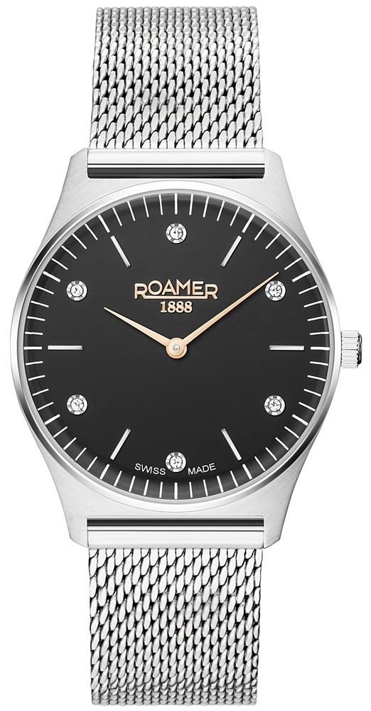 Roamer 650815 41 60 90 - zegarek damski