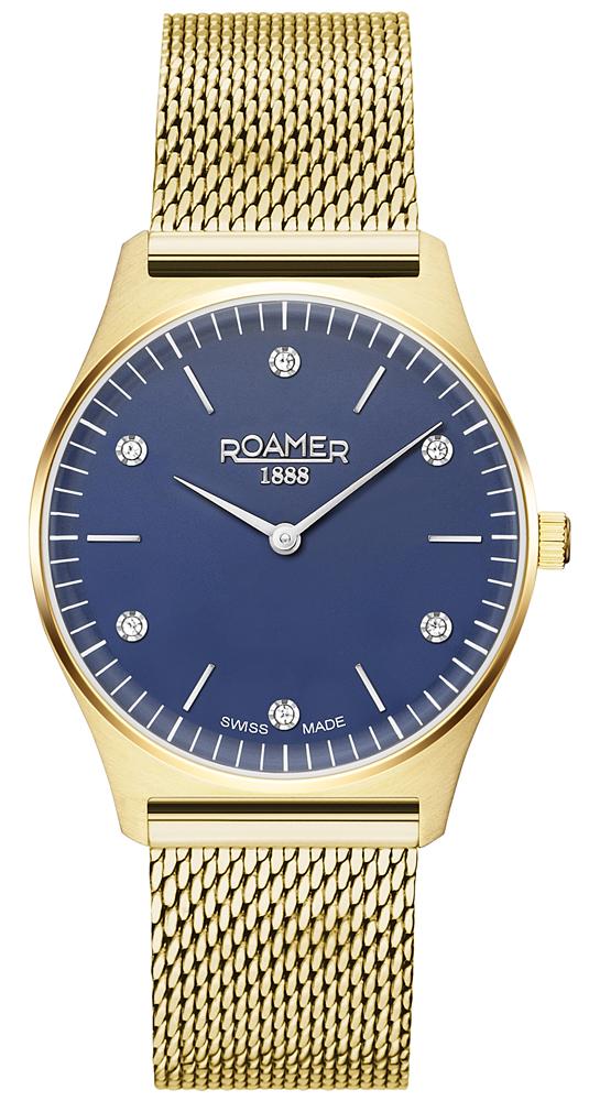Roamer 650815 48 45 90 - zegarek damski