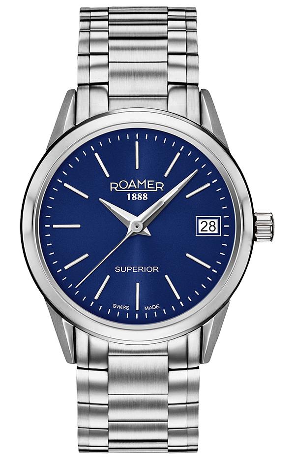 Roamer 508856 41 45 50 - zegarek damski