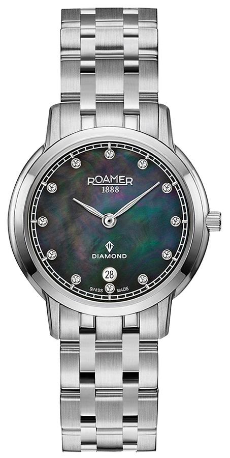 Roamer 515811 41 59 50 - zegarek damski