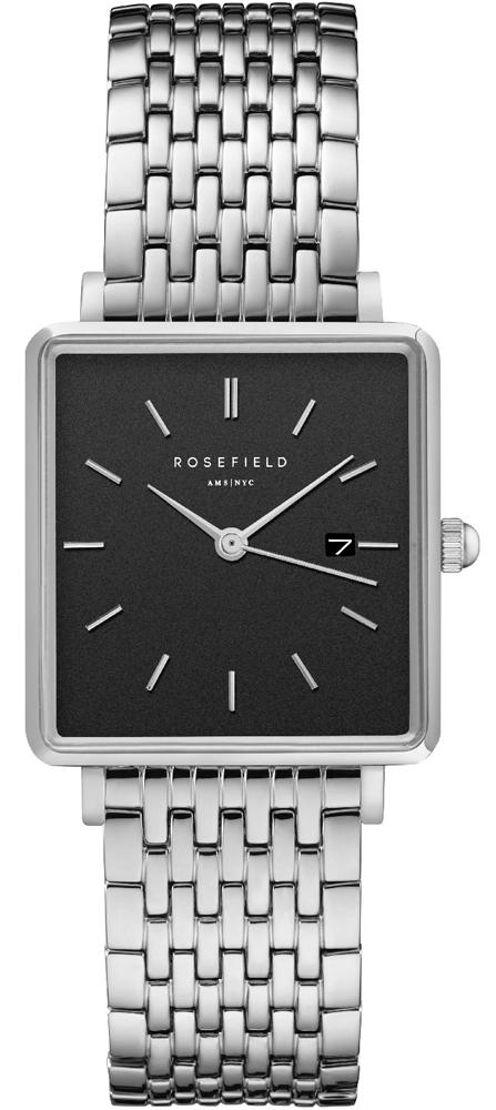 Rosefield QBSS-Q07-POWYSTAWOWY - zegarek damski