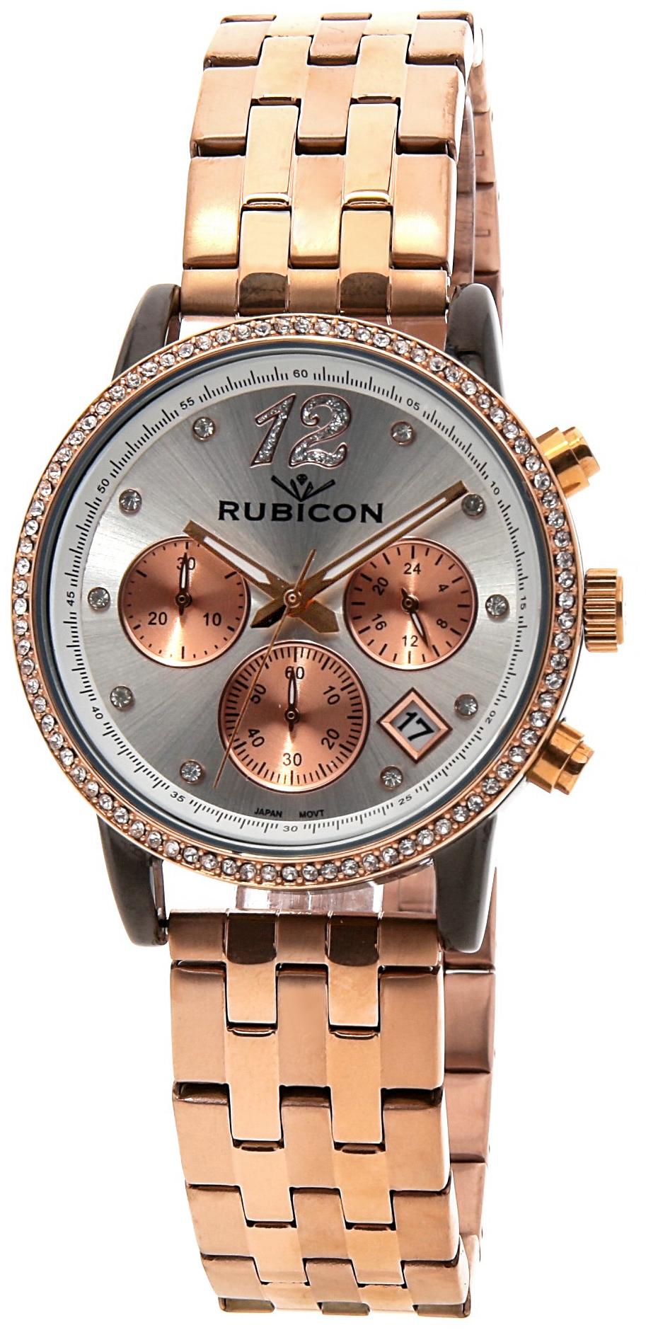 Rubicon RNBD10TISZ03AX - zegarek damski