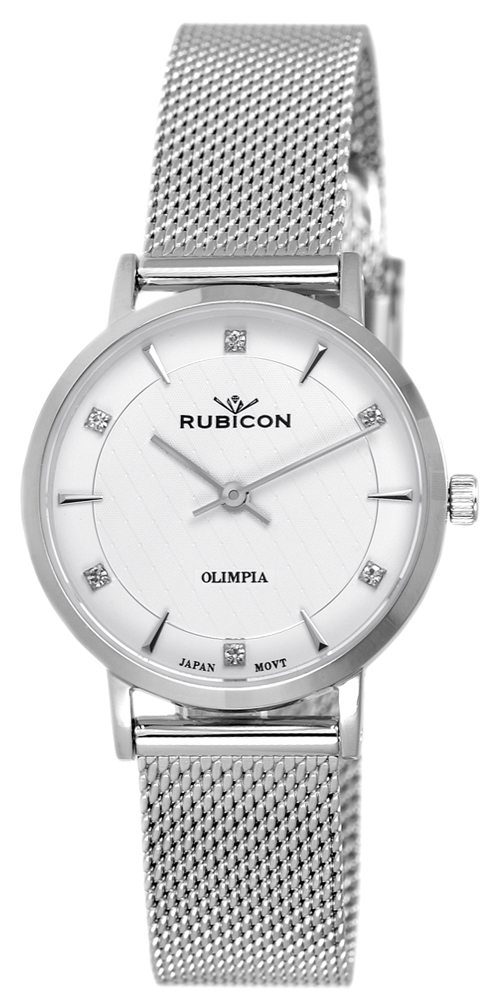 Rubicon RNBD90SISX03BX - zegarek damski