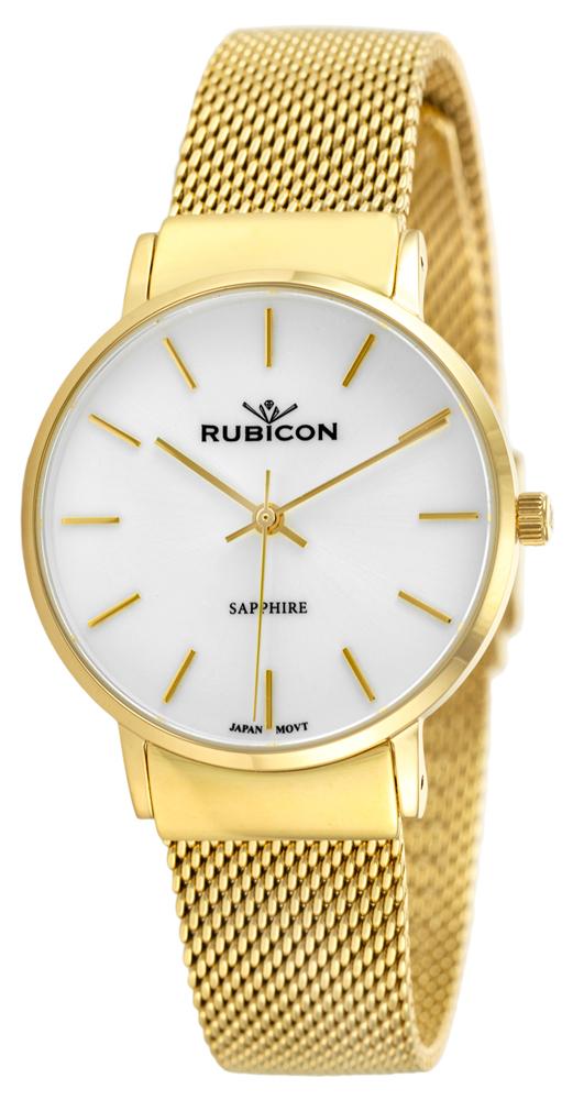 Rubicon RNBE28GISX03BX - zegarek damski