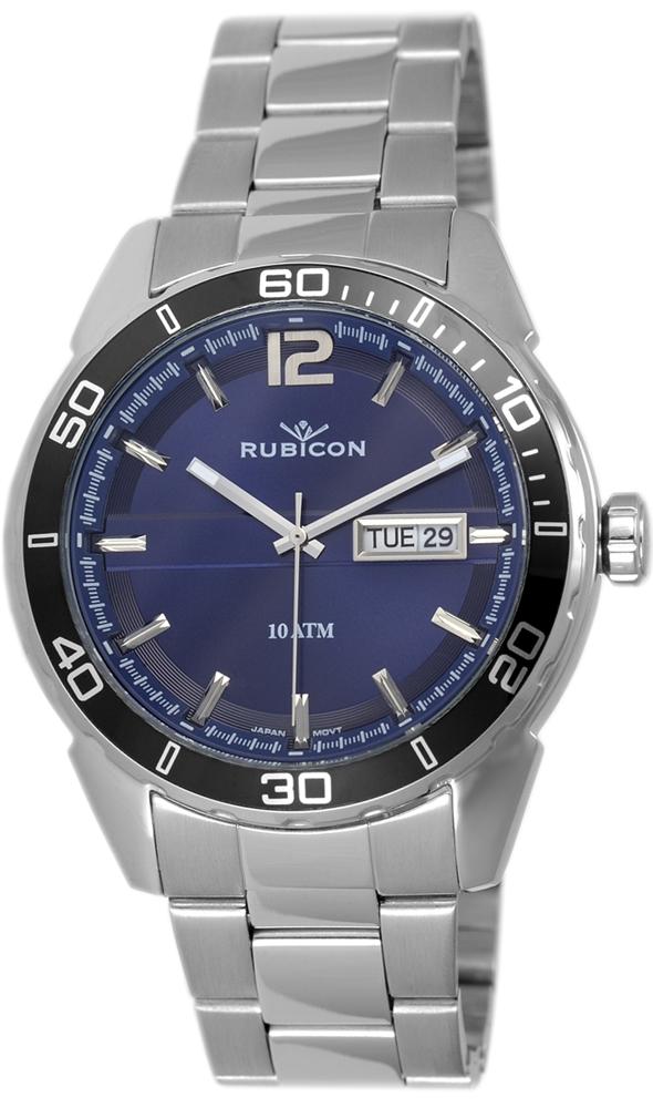 Rubicon RNDD81SMDX10BX - zegarek męski