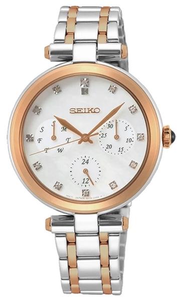 Seiko SKY658P1 - zegarek damski
