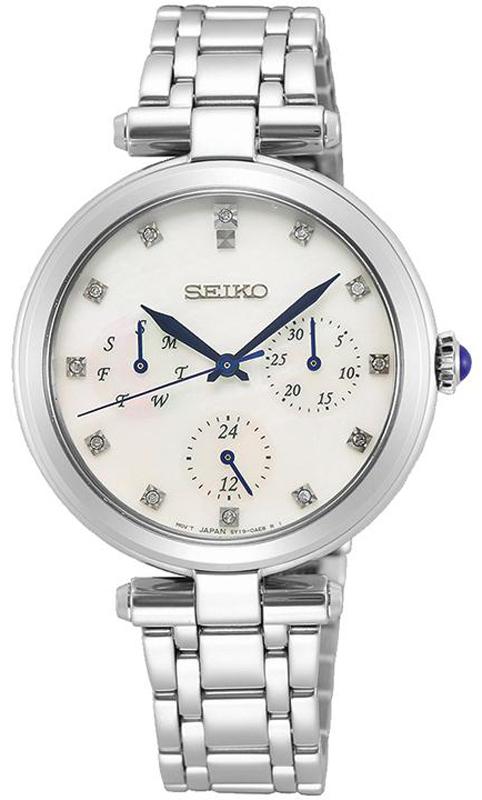 Seiko SKY663P1 - zegarek damski