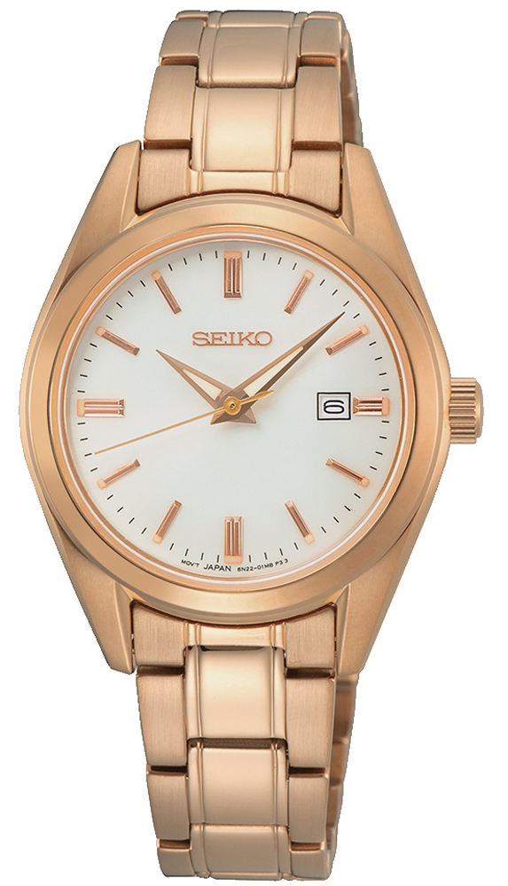 Seiko SUR630P1 - zegarek damski
