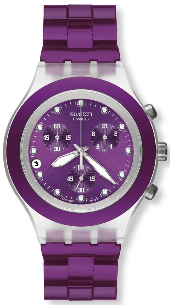 Swatch SVCK4048AG - zegarek damski