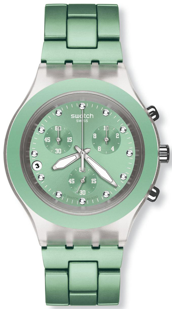 Swatch SVCK4056AG - zegarek damski