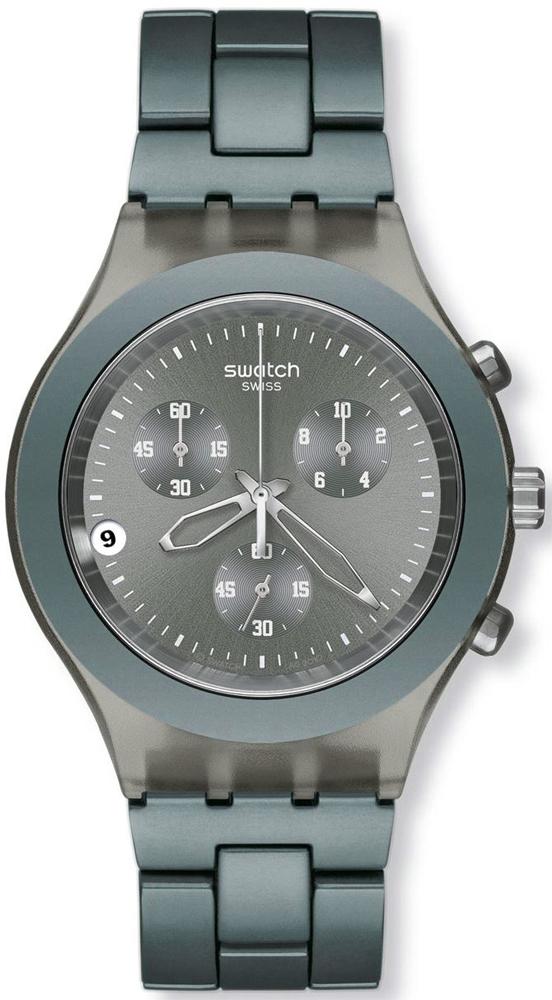 Swatch SVCM4007AG - zegarek damski