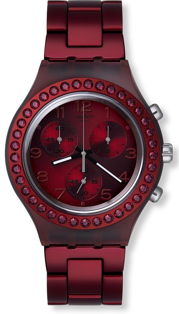 Swatch SVCR1000AG - zegarek damski