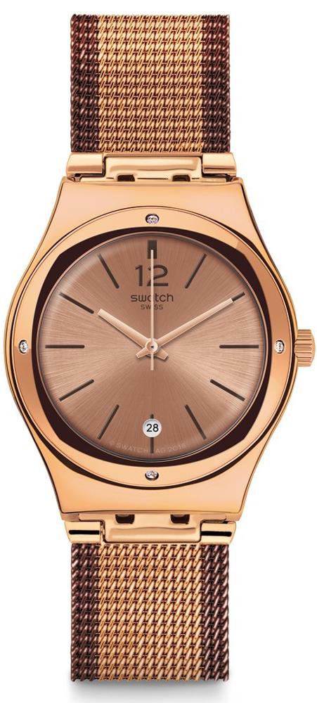 Swatch YLG408M - zegarek damski
