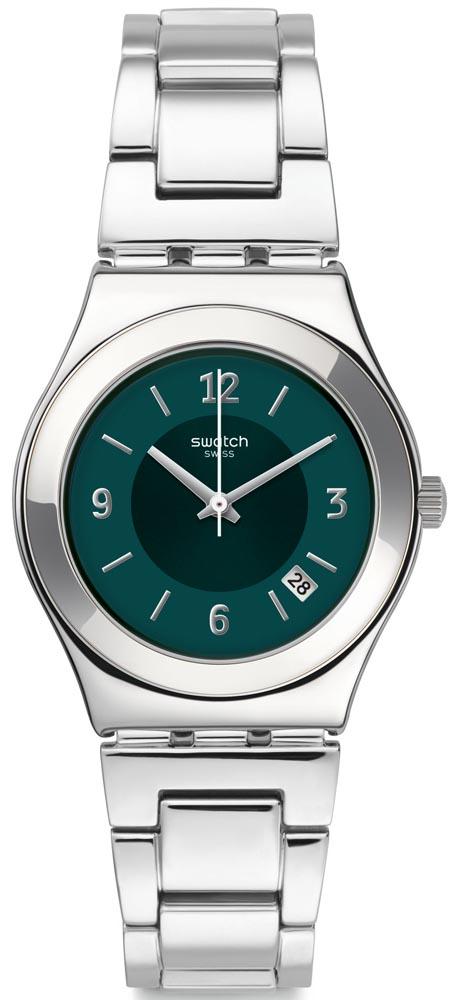 Swatch YLS468G - zegarek damski