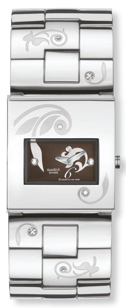 Swatch YUS103G - zegarek damski
