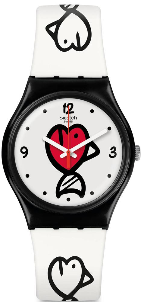 Swatch GB321 - zegarek damski
