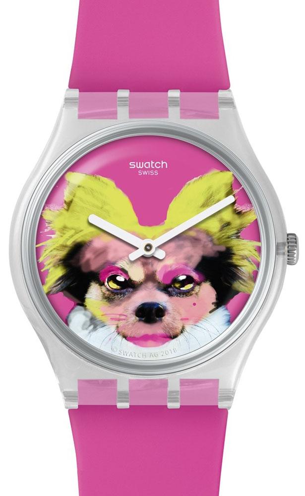 Swatch GE267 - zegarek damski