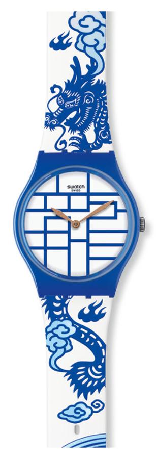 Swatch GZ268-STD - zegarek damski