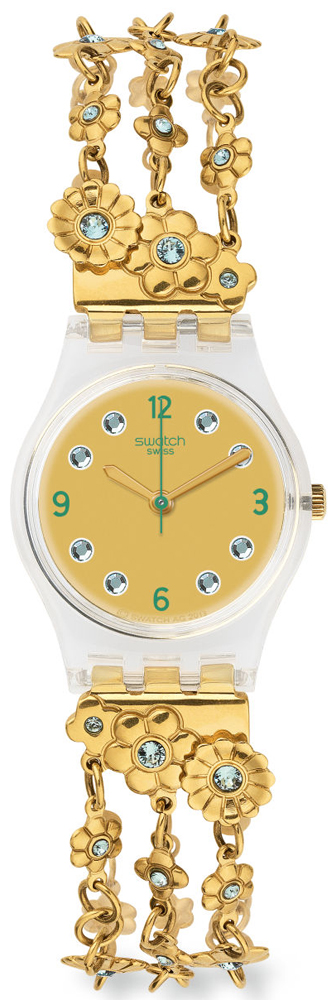 Swatch LK341G - zegarek damski