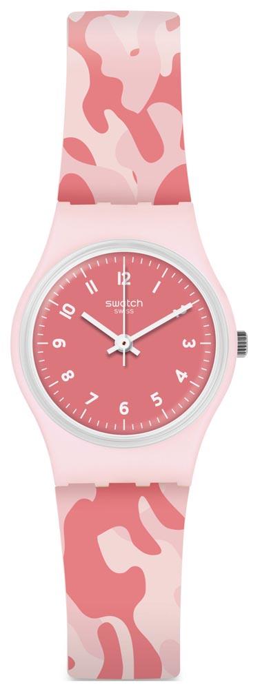 Swatch LP157 - zegarek dla dziewczynki
