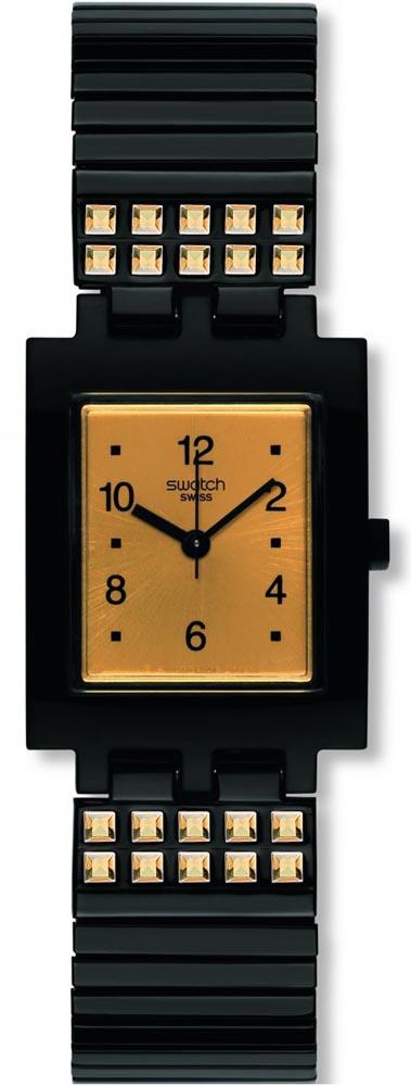 Swatch SUBB125B - zegarek damski
