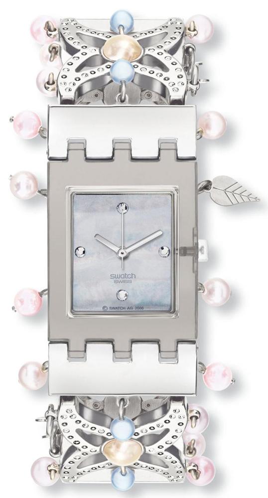Swatch SUBM106A - zegarek damski