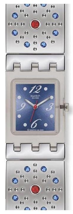 Swatch SUBM117G - zegarek damski