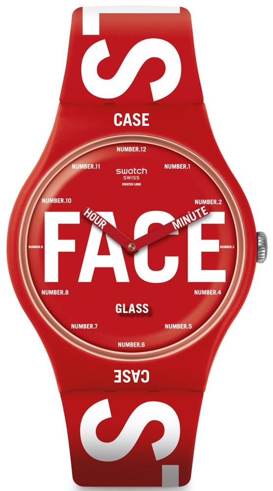 Swatch SUOR115 - zegarek męski