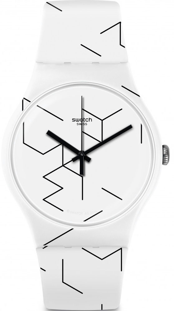 Swatch SUOW164 - zegarek męski