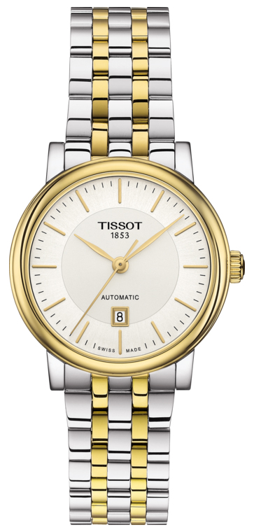 Tissot T122.207.22.031.00 - zegarek damski