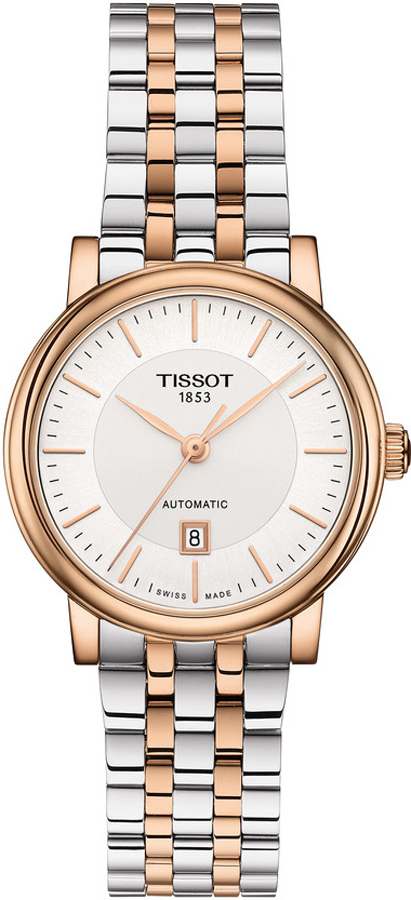 Tissot T122.207.22.031.01 - zegarek damski