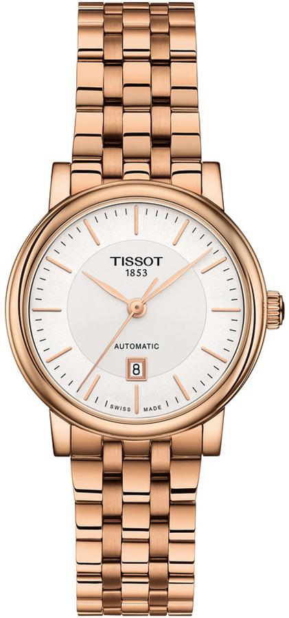 Tissot T122.207.33.031.00 - zegarek damski