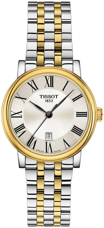Tissot T122.210.22.033.00 - zegarek damski