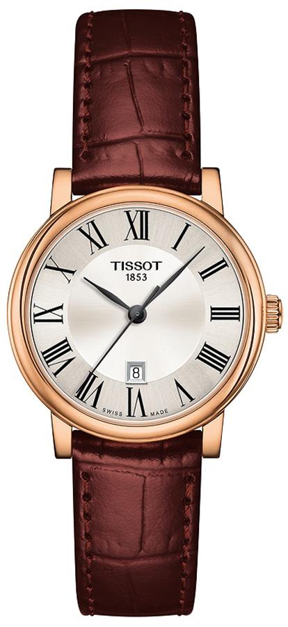 Tissot T122.210.36.033.00 - zegarek damski