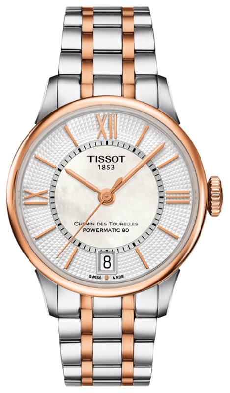 Tissot T099.207.22.118.02 - zegarek damski