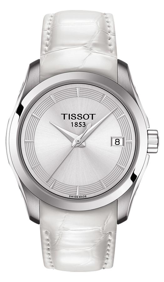 Tissot T035.210.16.031.00 - zegarek damski