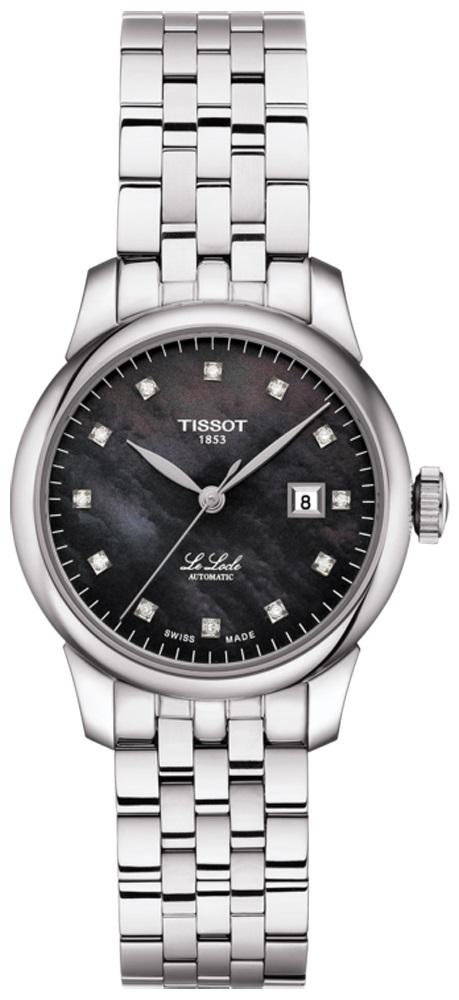 Tissot T006.207.11.126.00 - zegarek damski