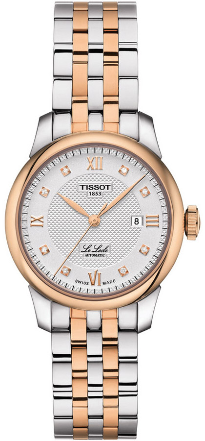 Tissot T006.207.22.036.00 - zegarek damski